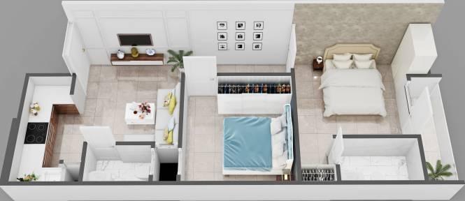 Deswal Delhi Builders Floor (2BHK+2T (930 sq ft) Apartment 930 sq ft)