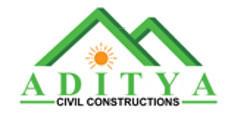 Aditya Civil Constructions projects