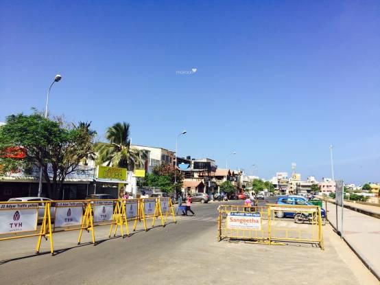 Besant Nagar Heroshot